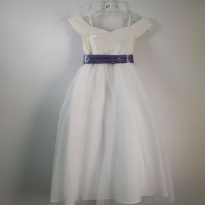 US ANGEL FLOWERGIRL DRESSES WHOLESALE LOT OF 3